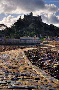 St Michaels Mount, Marazion, Cornwall by Sugar and Spice Photography Cornwall
