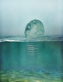 I'm drowning in the ocean   von Katharina Kabara