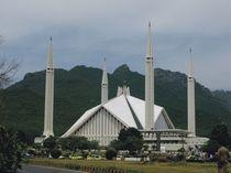 Faisal Mosque von Bobby Dar
