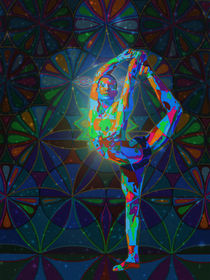 Yogadancer digital - 2013 von karmym