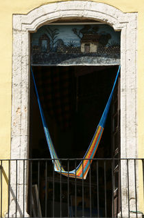 'Empty Hammock' by John Mitchell