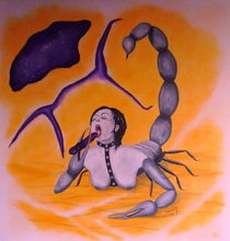 Scorpion von jefroh