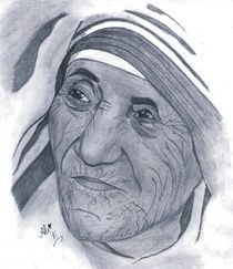 Mother Teresa von Bobby Dar