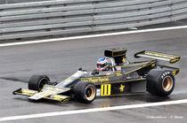 Klassischer Formel 1 Rennwagen von shark24