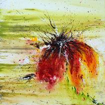 Abstrakte Blume von Ismeta  Gruenwald