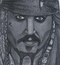 Johnny Depp von Bobby Dar