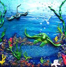 Sea Birds  by Christine  Cholowsky