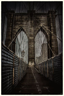 Brooklyn Bridge by Chris Lord