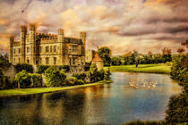 "Leed's Castle ""Paintography"" von Chris Lord"