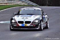 Racing-24h-Rennen, BMW, Motorsport by shark24