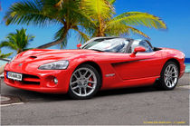 Dodge Viper 8.0 V10, US-Car, Traumwagen von shark24