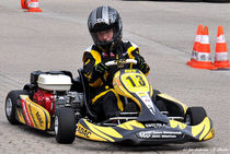 Racing, Kart, Kart-Slalom, Motorsport von shark24