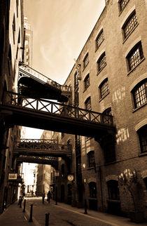 Butlers Wharf London von David Pyatt