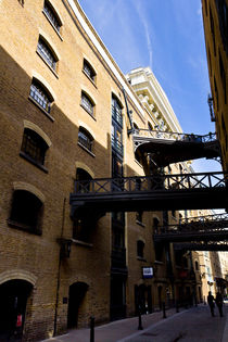 Butlers Wharf London by David Pyatt