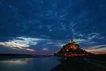 Le Mont Saint Michel von Frank Thomas Arnhold