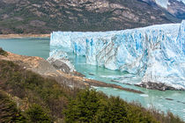 Glacier Perito Moreno (left hand side) II von Steffen Klemz