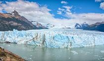 Glacier Perito Moreno (front side) von Steffen Klemz