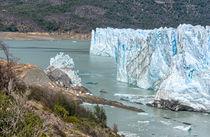 Glacier Perito Moreno (left  hand side) von Steffen Klemz