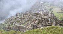 Machu Picchu - Der Eingang von Steffen Klemz