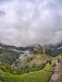 Machu Picchu und das Urubamba Tal von Steffen Klemz