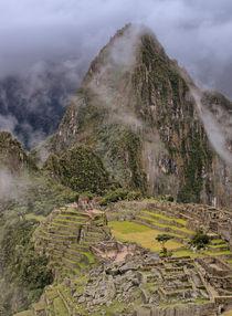 Machu Picchu IV von Steffen Klemz