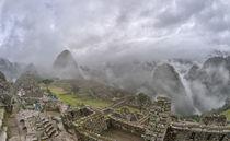 Machu Picchu von Steffen Klemz