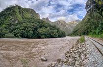Rio Urubamba by Steffen Klemz