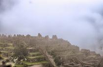 Das Handwerkerviertel von Machu Picchu von Steffen Klemz