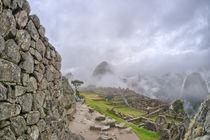Machu Picchu III von Steffen Klemz