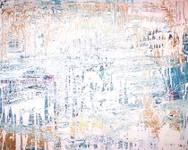 Blaue Lagune von Konstantin Spero