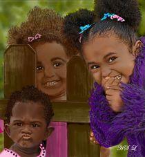 Kinder aus Afrika by Heidi Schmitt-Lermann