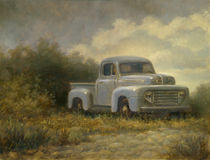 Ford Pickup Truck von Paul Abrams