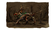 Hantu Denai (ghost of wild beast tracks)  by Amir Shahlan Amiruddin