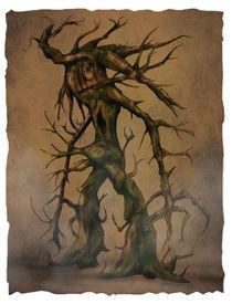Hantu Rimba ( Spirit of Jungle) by Amir Shahlan Amiruddin