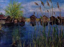 Neusiedler See von Elisabeth Maier