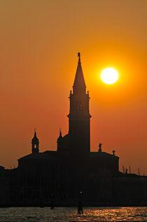 Venedig, San Giorgio Maggiore von Alexander Borais