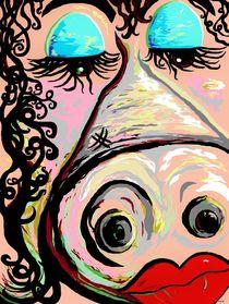 Lipstick on a Pig von eloiseart