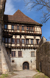 Half-timbered House von safaribears