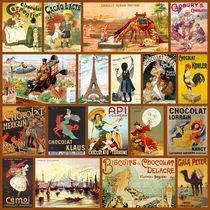Vintage Chocolate Advertisements by vintage