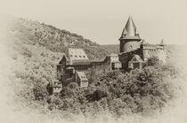 Burg Stahleck-antik by Erhard Hess
