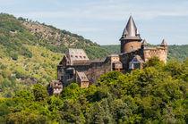 Burg Stahleck 45 by Erhard Hess