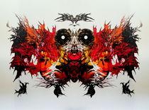 Symbiose 2 von Alesia Verenich