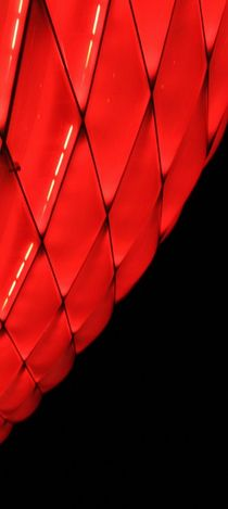 Red Baloon by Michael Beilicke