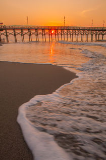 sunset at myrtle beach by digidreamgrafix