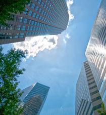 metropolis buildings by digidreamgrafix