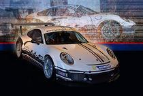 2013 Porsche 911 GT3 Cup von Stuart Row