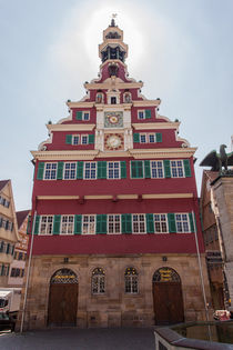 Altes Rathaus, Esslingen by safaribears