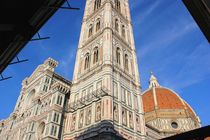 Florenz Domplatz von visual-artnet