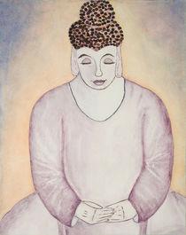 Female Buddha by Fichnowski -  Art