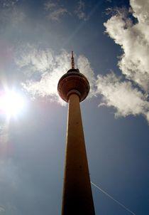 Fernsehturm_Berlin von taxanin